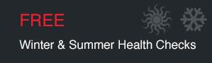 Free Winter and Summer Health Checks