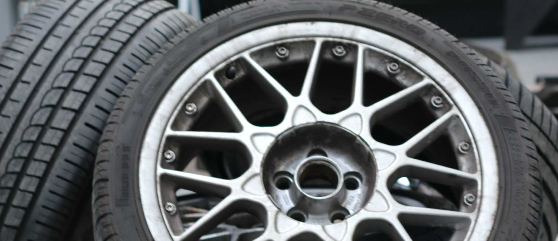 Vass-Tech carry out MOT's and can change your tyres