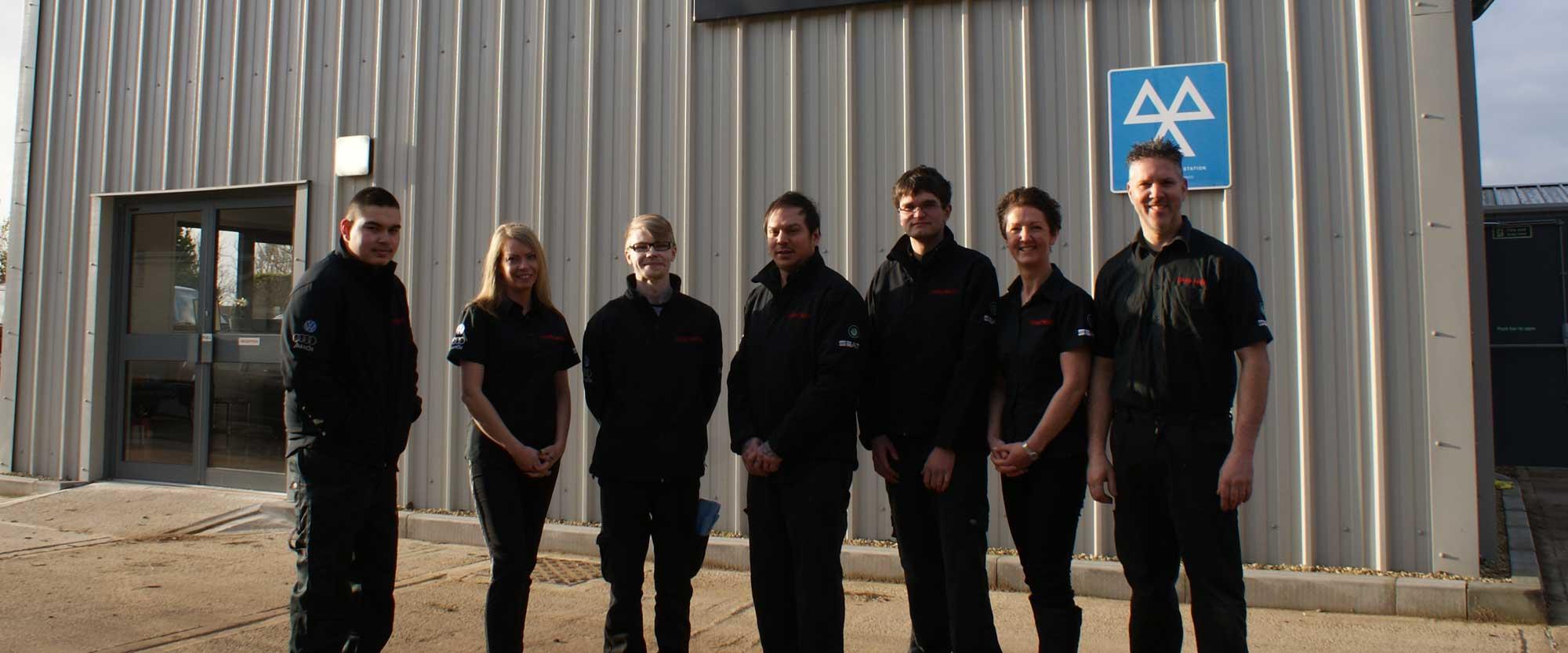 Local independent Volkswagen, Audi, Seat and Skoda car repair specialists